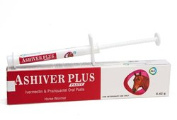 Ivermectin And Praziquantel Oral Paste