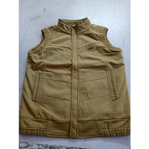 40d7b38523111 Mens Sleeveless Cotton Jacket