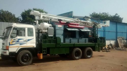 Water Well Drillings Rigs - DTH 300 Water Well Drilling Rig - Refub