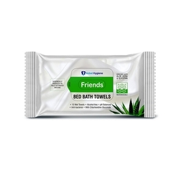 Friends Bed Bath Towel Wipes