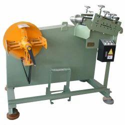 De-Coiler Cum Straightener Compact, Power: 2-5 HP
