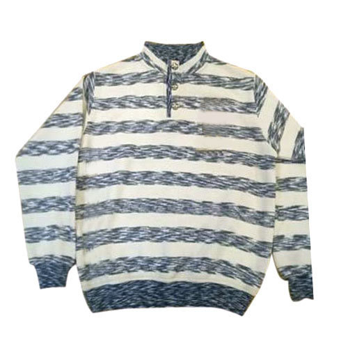 striped wool sweaters Mens