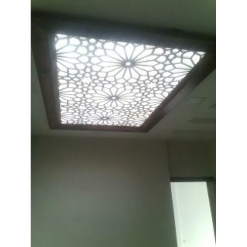 Decorative Ceiling Panel Work