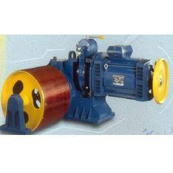 Gear Motor With Drum