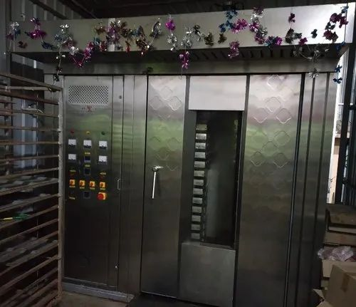 Bakery Oven, Capacity: 1000 kg Per Day