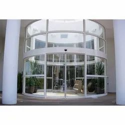 Round And Curved Door