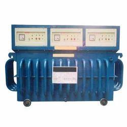 Electric Three Phase Voltage Stabilizer