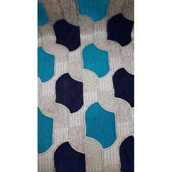 Embroidery Velvet Chenille Fabric For Sofa