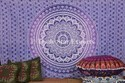 Ombre Mandala Tapestry Wall Hanging