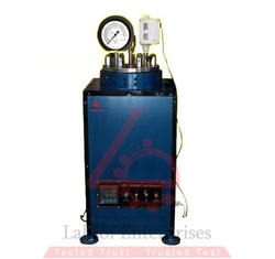 Cement Autoclave, Model: LBS-CA-117