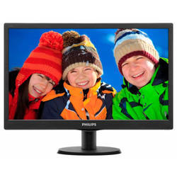 Phillips LED Monitor, Screen Size: 18.5 Inch