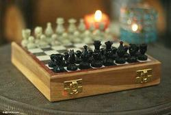Stone Chess Game Set