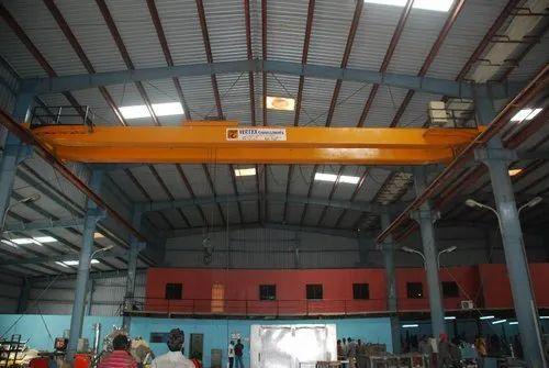 Double Girder EOT Cranes   Sri Venkateswara Engineering