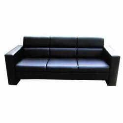 Woodcraft Industries Modern 3 Seater Designer Sofa