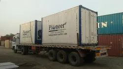 Portable Cold Storage Container