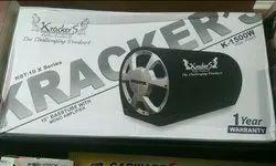 Car Base Tube Speakers