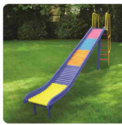 Outdoor Slide KP-KR-615