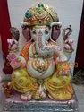 Marble Ganesh Statue For Main Gate