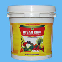 Granule Bio Fertilizer Bucket