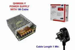 Quantum QHM60K Power Supply 12V/5AMP