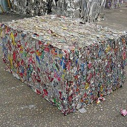 Aluminum UBC Scrap, For Transportation