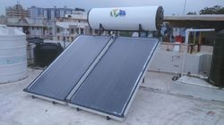 150 LPD FPC Solar Water Heater