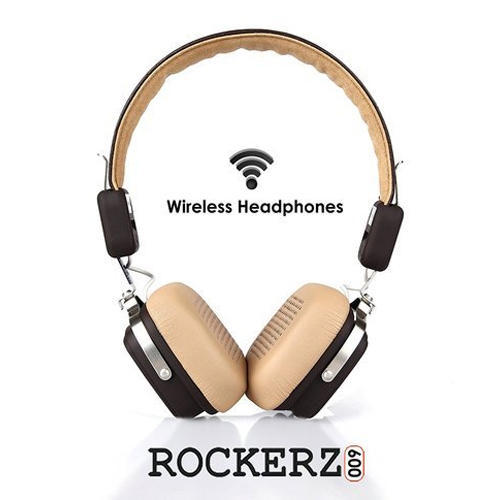 Boat Rockerz 600 Bluetooth Headphones - Brown / Black