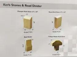 Kerb Stones & Road Dividers