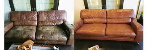 Astonishing Leather Sofa Cleaning And Repair Services Service Provider Machost Co Dining Chair Design Ideas Machostcouk