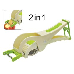 J-207 Veg & Fruit Multi Cutter    ( 2 In 1 )