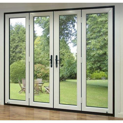 White Upvc French Doors Prime India Autolinks Private Limited Id