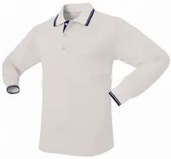 230 GSM Premium Full Sleeve Double Tipping Corporate Polo T Shirt