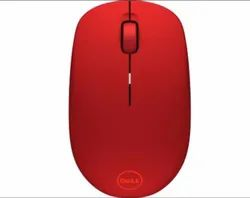 Dell WM126 Red Wireless Mouse