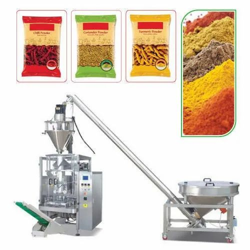 Automatic Spices Packing Machine