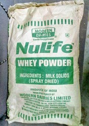 Nulife Sweet Whey Powder ( Spray Dried), Packaging Type: Paper Bag