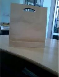 Handle Cut craft paper bag