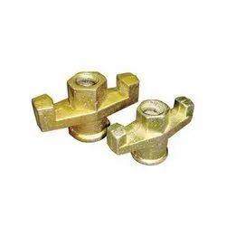 Cast Iron Mild Steel Scaffolding Wing Nut, Rod Length: 3 Mtr, Size: 16 Mm