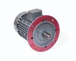 10 HP Three Phase Flange Motor