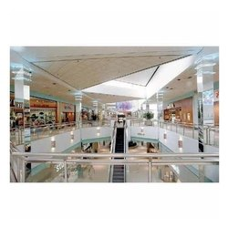 Malls/Shopping Complexes Interior designing services