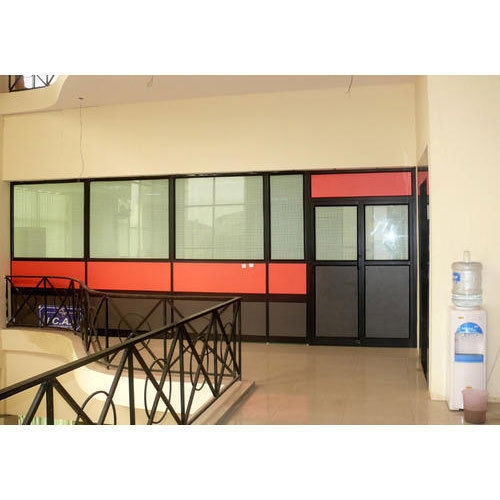 modern office partition. Glass, Aluminium Modern Office Partition O