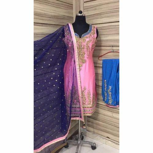 Bombay Cloth House, Phagwara - Exporter of Saree and Suits