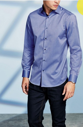 8aec2c1ed23 Ecommerce Shop   Online Business of Blue Shirt For Men   Women Wear ...