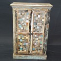 Liberty Reclaimed Timber Large Cabinet