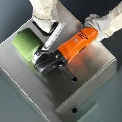 Electric 1200w Fein Stainless Steel Polisher, For Polishing, Warranty: 6 months