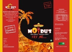 Moidu's Banana Chips In Red Chilli Flavour