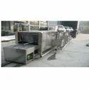 Industrial Bin Washing Machine