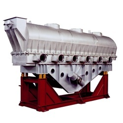 Automatic Standard Batch Type Fluidized Bed Dryers