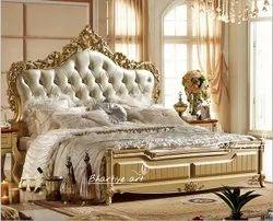 Teakwood Deco金木雕床土耳其设计007,为家