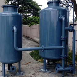 MS Water Pressure Tank