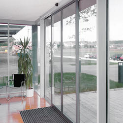 Aluminum Profile Swing Doors